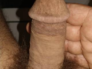 He is horney and hungry can someone help him get big strong and thick and hard
