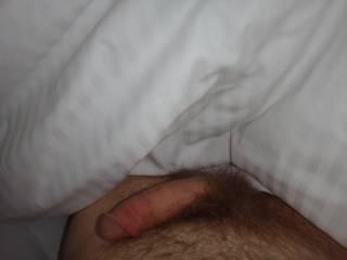 oooohhhhhh I do like the feel of smooth clean sheets