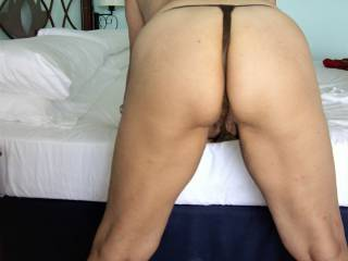 ready to take some in the ass.