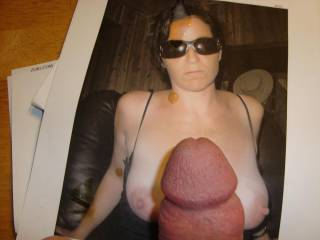 tribute to sweetconny45 nice tits