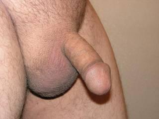 beautiful knob and balls  perfect size cock
