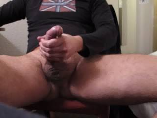 There are cocks that dribble cum, and others that nicely spurt. Your semen rockets out of your cockhead! So beautiful to watch!  HD