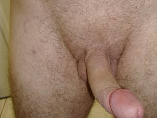 Nice cock would look super hot shaved smooth