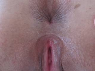 More than amazing pic of your glorious your gorgeous hot pussy fantastic tight asshole so begging to be filled with two cocks at the same time has this cock throbbing to have its big head inside first one then the other glorious hole hearing your orgasm has me ready to explode a massive load!
