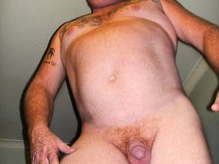 mmmm now thats a real man..cum get me babe..xo