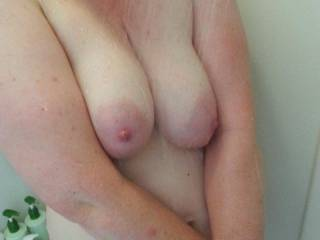 What would you do with my milk filled breasts?