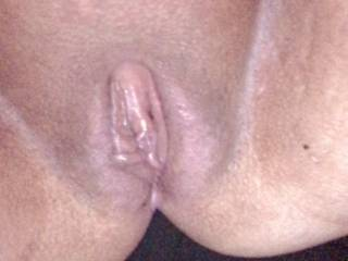 My wife's delicious pussy . Who wants to taste or fuck her ? 