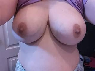Big milk filled tits