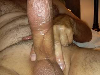 Just imagining the fuel of your lips on my knob sucking me dry milking my cock
