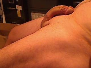 mmmmm let me get between those legs and suck and lick that beautiful cock.  I love smooth too.