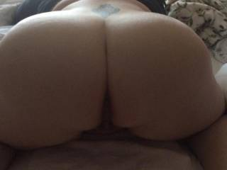 The wife in a hotel room wanting to be fucked