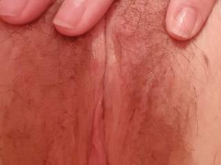 A mate of ours showing us her pussy