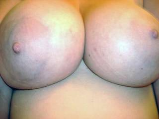 those are some very big tit i would love to titty fuck them