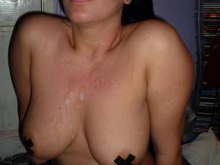 have a private photoshoot have a sex with a stranger and enjoyed his cumshoot as well