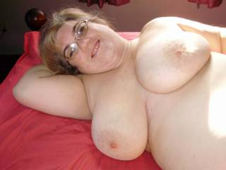 Amazing, love those huge udders...so sexy and such a pretty face too, With a body like hers it needs to be shared with as many men as possible. She is so beautiful and sexy
