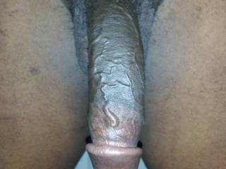 Love it big black cock my favorite!!! Yummy for my pussy