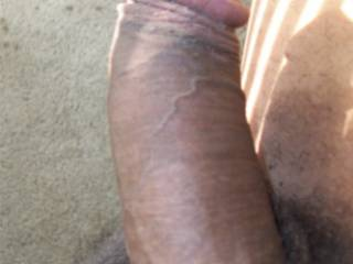 "Wow!! ...Nice Cock!!  Here is my Suggestion ;)  Take me from Behind ... Bend me Over ... Rip Off my Panties ... Wet your Big Fingers ... Slide all of them Deep in my Pussy!! Until She's Sopping Wet!!  Pull my Pussy Lips Wide Apart!! Slide your Big Cock Deep in Her!! And Don't Stop Thrusting Until I have the Full-Length and Every Last Inch of your Hard Cock Deep in My Tight Wet Pussy mmm.  And Don't you Dare Stop Fucking me, Until I have Cum, and Squirted Hard m-mm-mmm .....  Fuck me with ""reckless abandon"".  You make me such a Naughty Girl 4U!! ;)  Naughty Lucy♥ -x-"