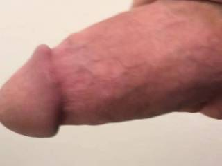 By request! Do you think my big hands make my cock look small? Do you think it would look big in your hands?