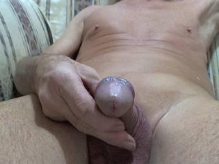 Foreskin pulled back !