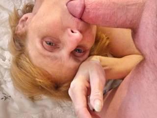 Bitch gets a limp dick ROCK HARD
