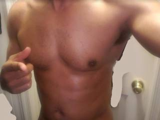 Just a body shot of me.