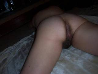 I want to fuck your hairy pussy and ass and fill of hot cum