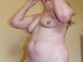 Oh yes she is looking good I love to do her good with my hard black cock mmmmmmm