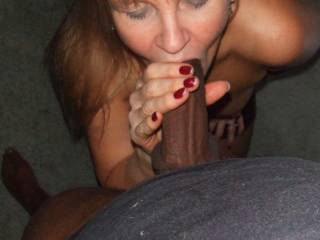 oral interracial