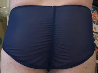 New Dita Von Teese panties... so soft!