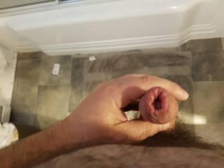 Pumped foreskin