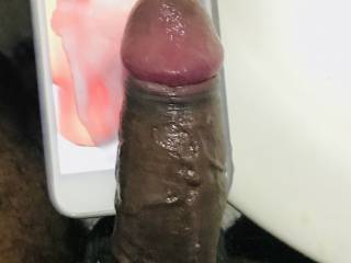 Cum tribute to picdetective. Wanna f*** this bi*** so hard..