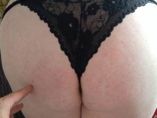 Come spank my butt. I like it hard!  This was way too gentle, I need to be spanked til I'm properly marked really xx