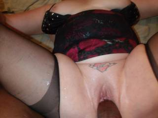 She Spread Her Legs In Eagerness to Have My Massive Cock Drive Deeper Inside Her Creamy White Pussy