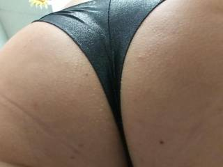 After my shower at the gym I thought I would take a pic of my ass for the ass fans. What do you think?