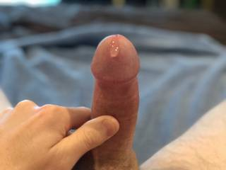 Who wants some precum?