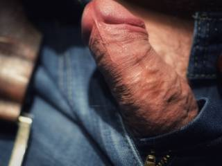 a stream of precum tells its own story