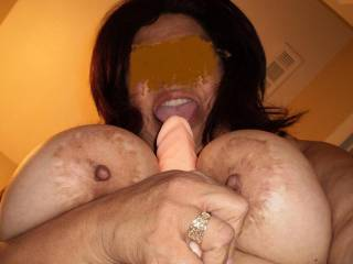 fucking awesome tits  my god wanna suck and fuck them puppys