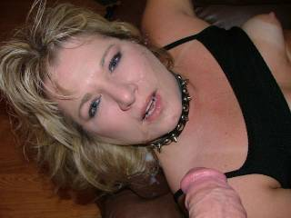 she sucked another load out of my cock !