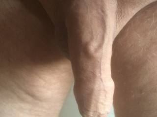 I want to help get your smooth uncut cock hard.