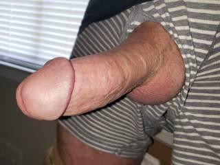 My big hard cock