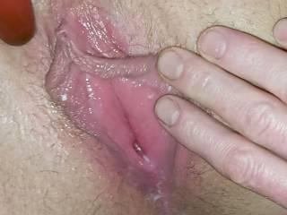 My big pussy lips need licking