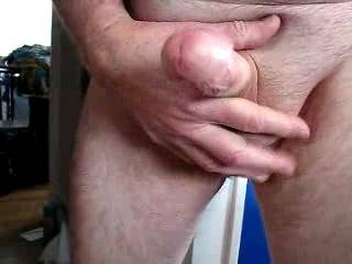 that was worth watching,tight balls hard cock good head nice wank beaut spurt of cum,i felt your enjoyment and had to jerk of with you...thankyou friend
