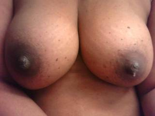 i want to rub the soft tip of my hard cock on them sweet nipples till they are nice and hard then suck lick and nibble on them
