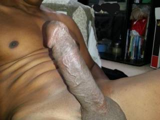 You can stretch my small pussy open with your huge cock