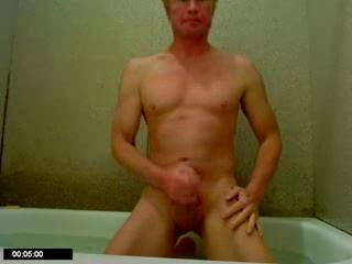Hey, you can wash your body with my cum. Suck it Baby.