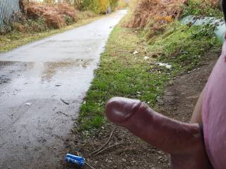 Anyone Down that Way?