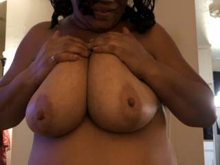 Little Cajun queen from Louisiana made sure to please me with those big ol titties