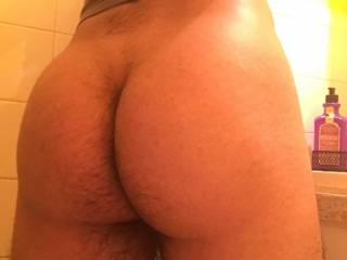 My nice, round ass. Any idea what you would do if you had this one in your face?
