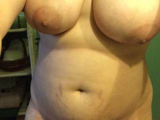 It may be a little thick, but i think your fucking sexy ;). So if your ex-boyfriend is posting pics trying to degrade you, he is sadly mistaken. If its Genuinely you and not your man, Id love to give you a ride so you can firm that body up...