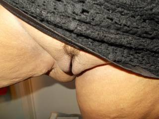 Love to get my lips and tongue all over and in her pussy!!
